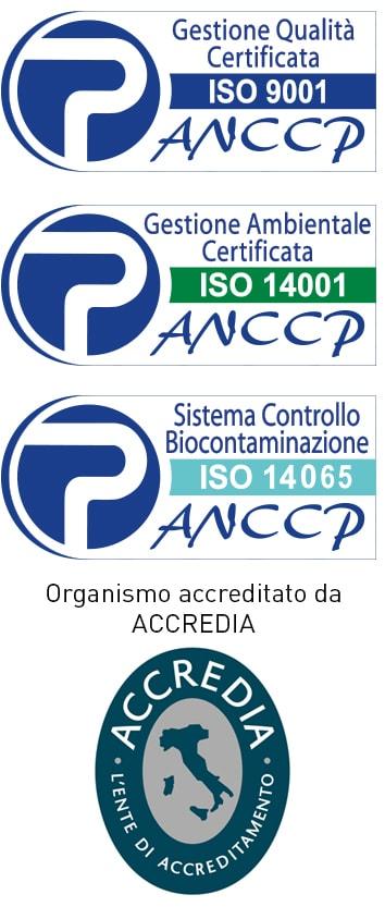 Certificati Padana Emmedue