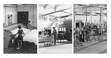 Lavaggio e Noleggio biancheria da oltre 50 anni