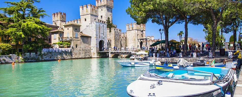 Noleggio e lavaggio Biancheria sul lago di Garda